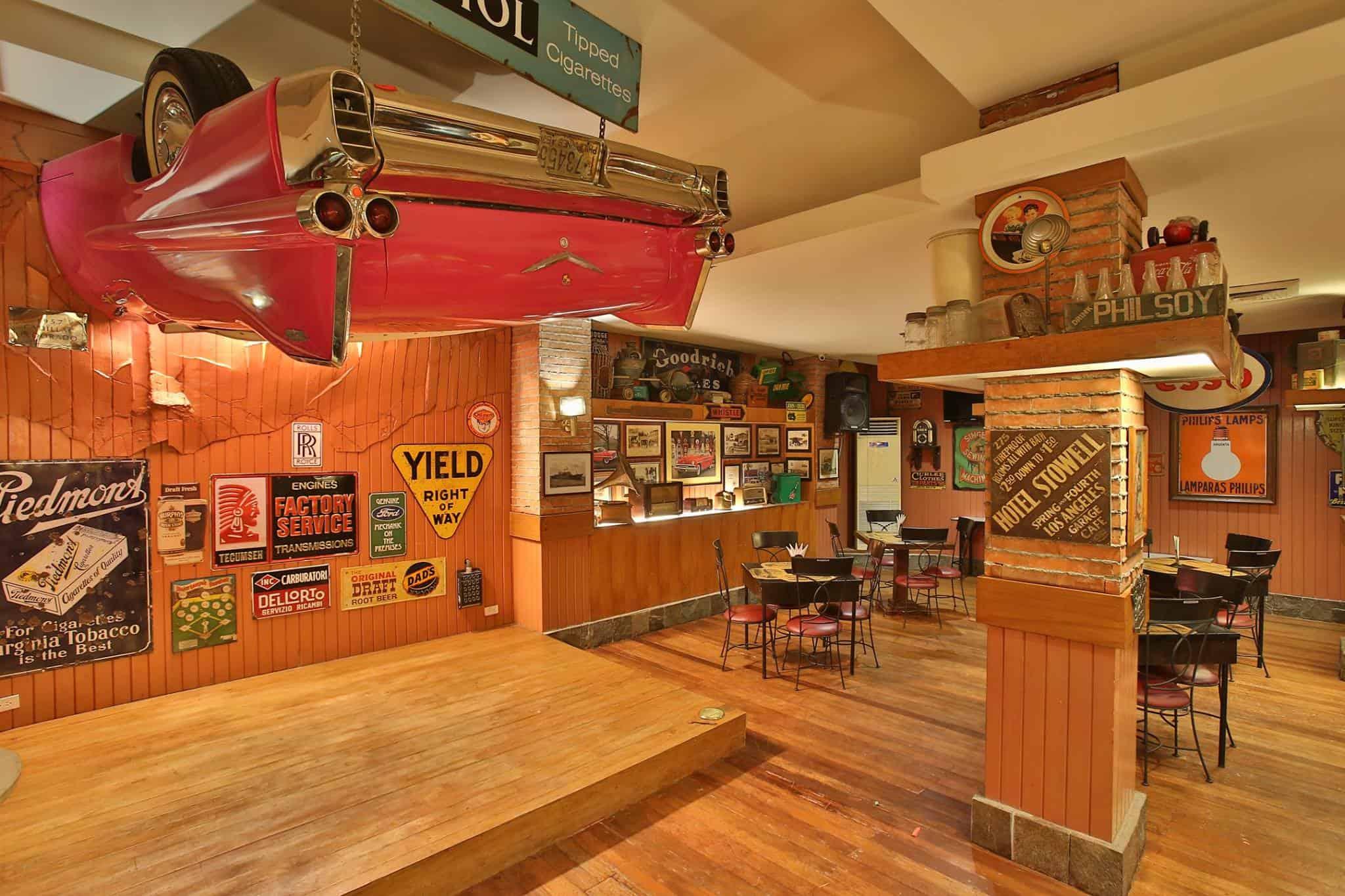 Metro Cafe Diner Bar