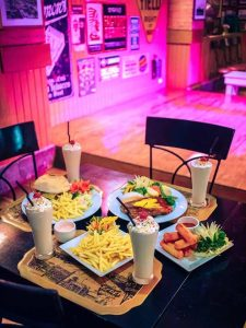 Fabulous Fifties Cafe Riverdale Cebu