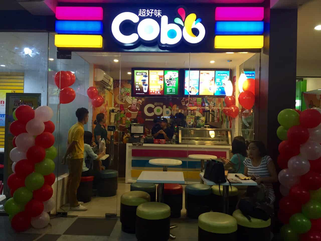 10 cobo milk tea cebu