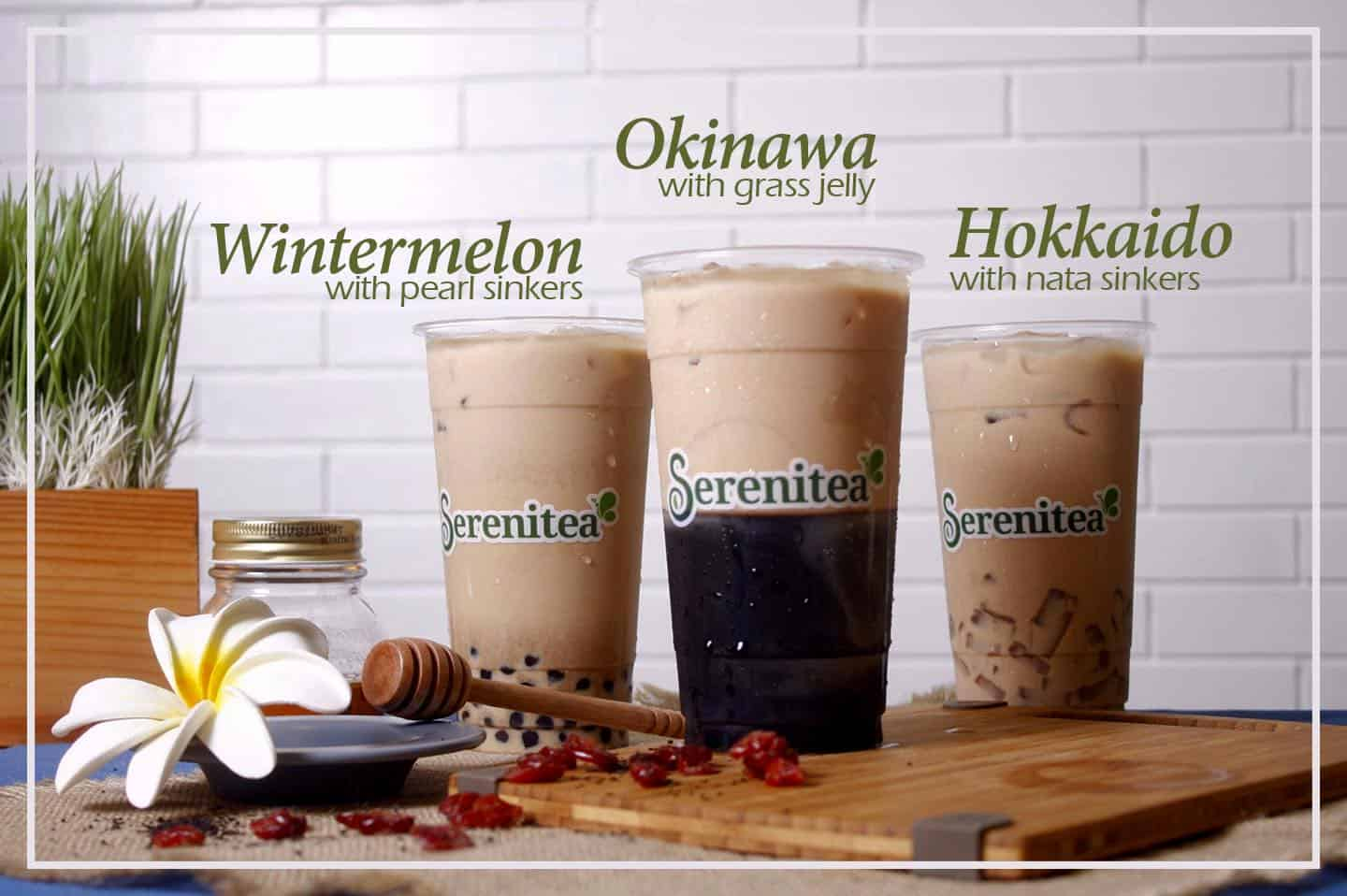 4 Serenitea milk tea cebu 2