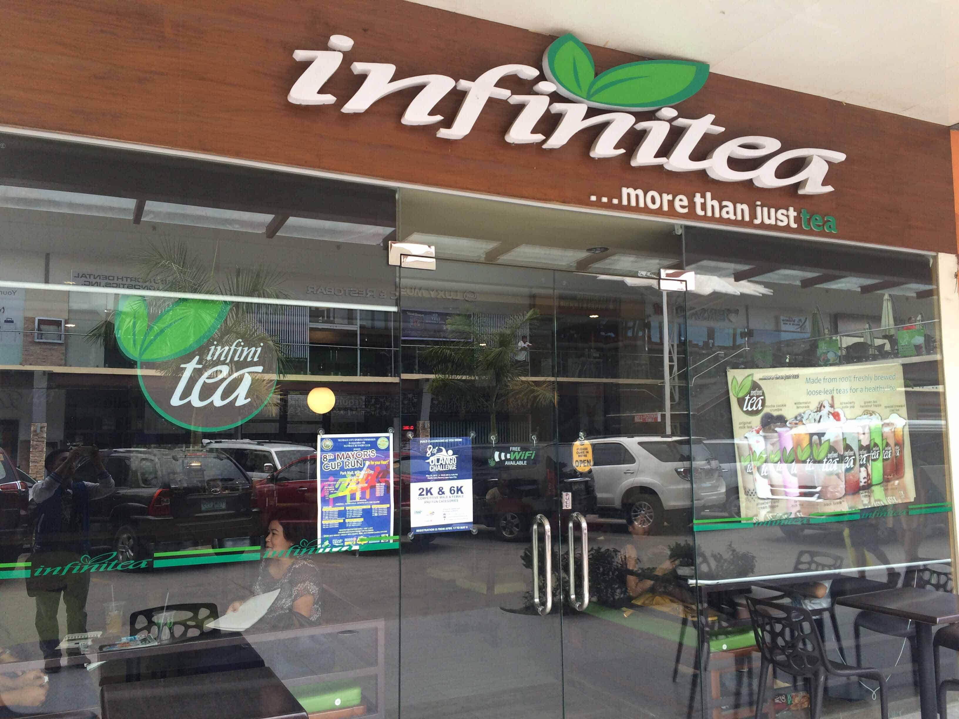 7 Infinitea Milk Tea cebu 2
