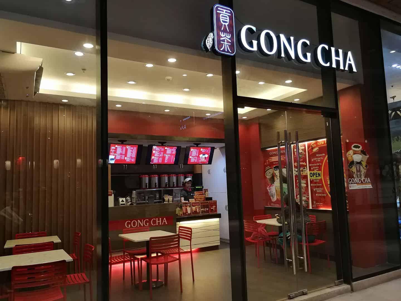 8 Gong Cha Milk Tea cebu 1
