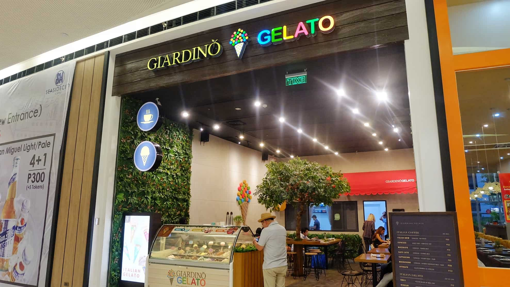 Giardino Gelato SM Seaside City Cebu (8)