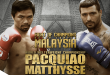 Pacquiao vs Matthysse Early Bird Cebu