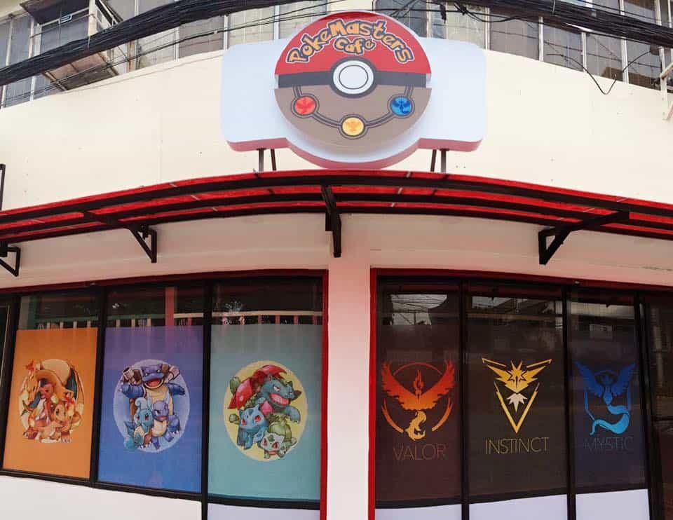 Pokemasters Cafe Cebu Pokemon (1)