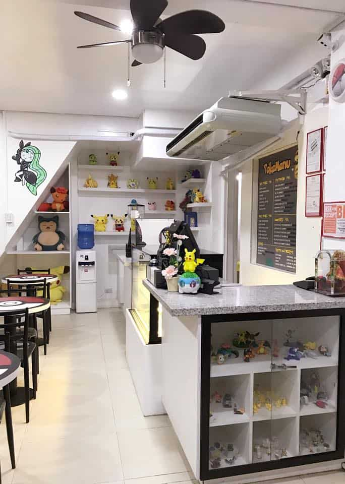 Pokemasters Cafe Cebu Pokemon (2)