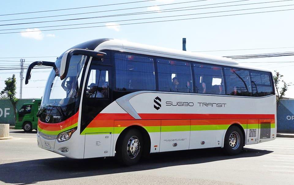 Sugbo Tours Transit Bus Cebu