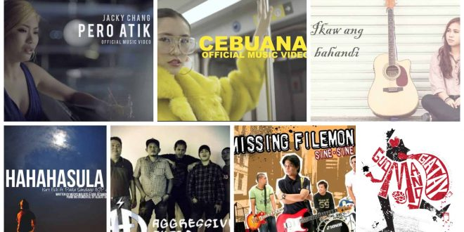 Top 10 Cebuano Songs We Know By Heart | Sugbo ph - Cebu
