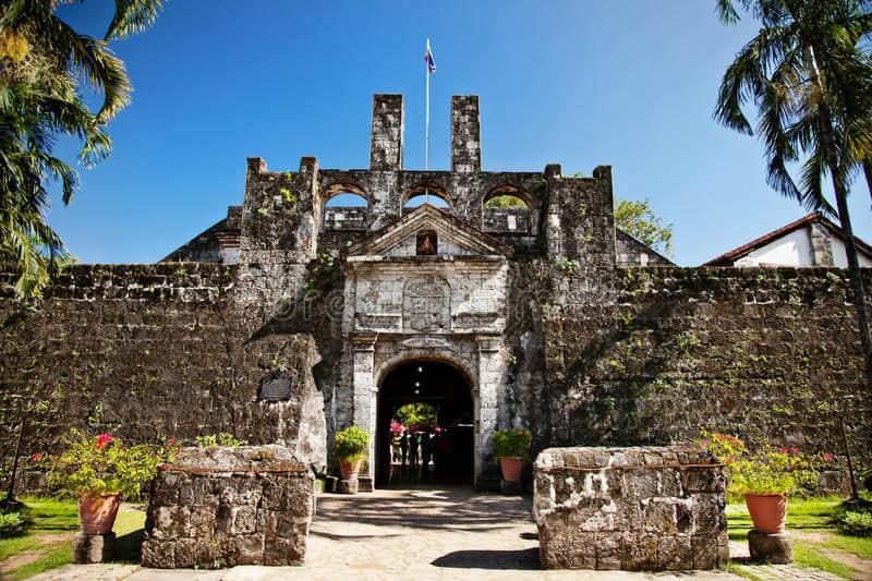 fort-san-pedro-cebu-philippines-40916844