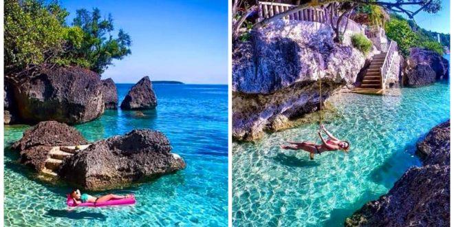 1 cancuaay beach oslob cebu