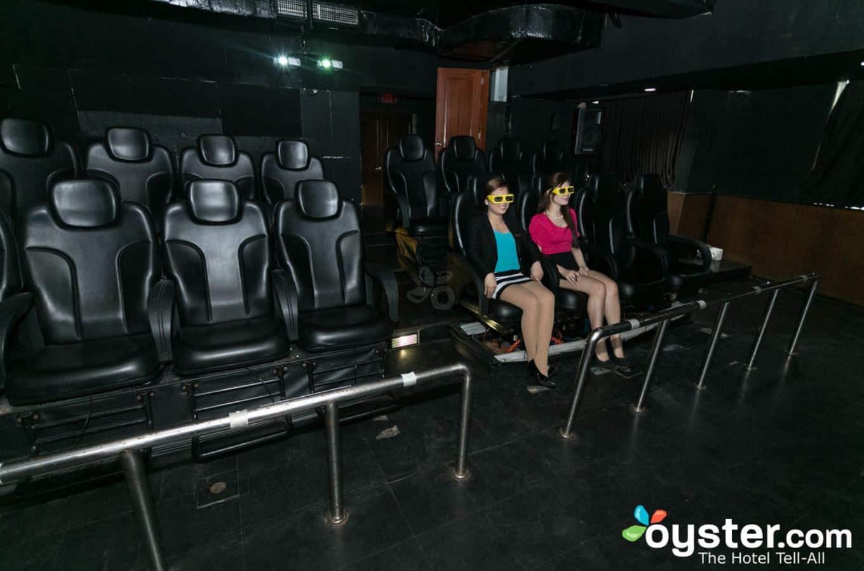 6D Movie Theater Cebu 2