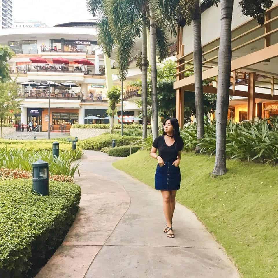 Ayala Terraces Cebu OOTD