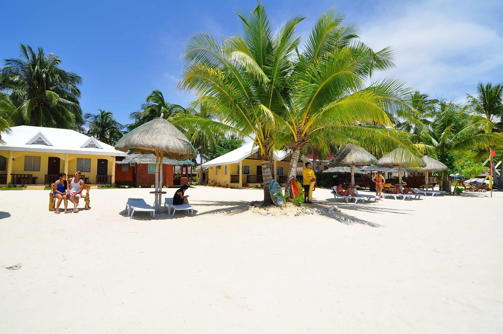Beach Placid Resort Bantayan Cebu (1)