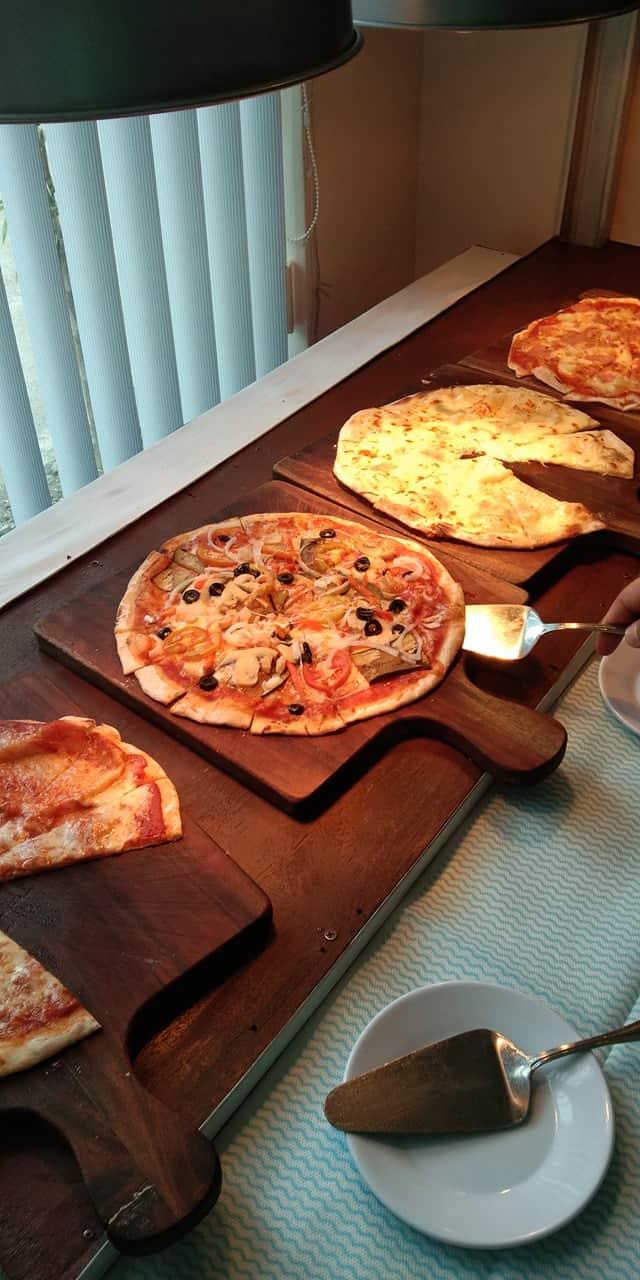 Cebu Unli Pizza and Pasta