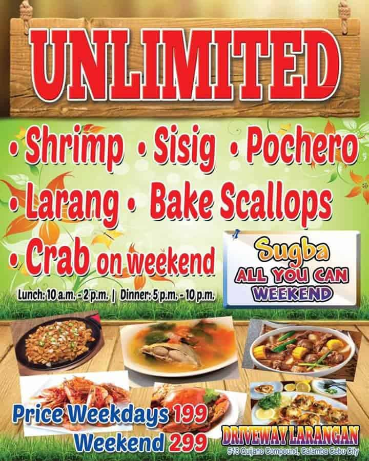 Driveway Laragan and Season Unli Cebu (8)