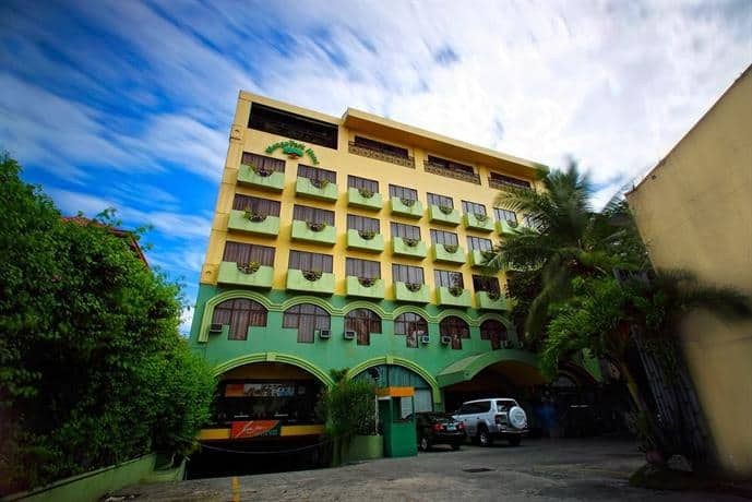 Mango Park Hotel Cebu (1)