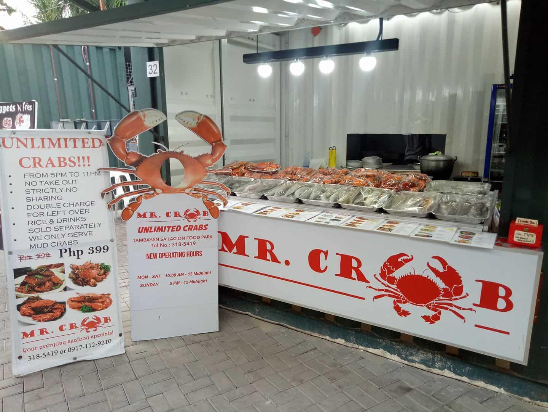 Mr Crab Unlimited Crabs Cebu 2