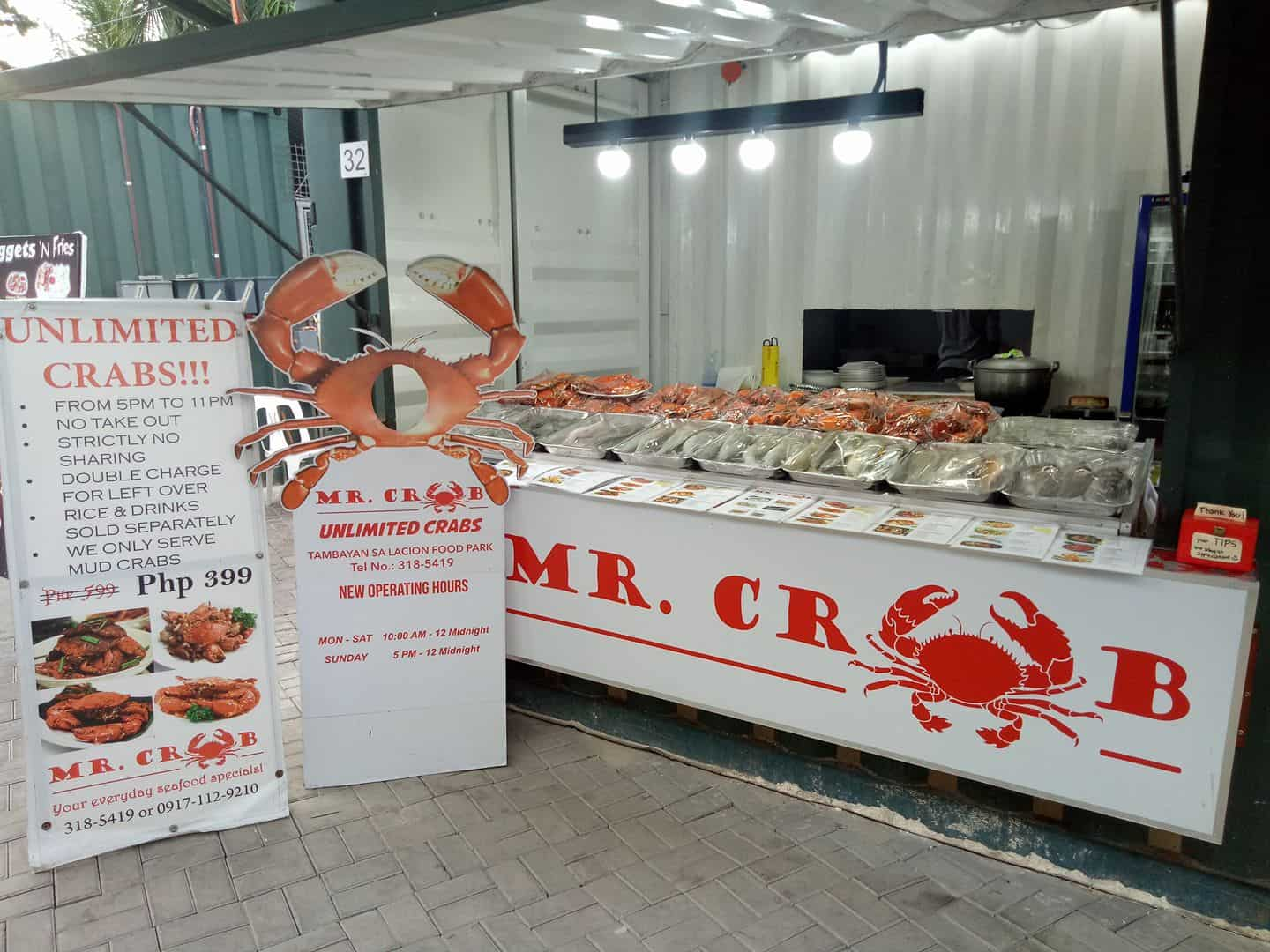 Mr Crab Unlimited Crabs Cebu 2