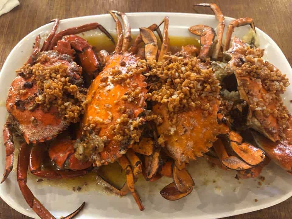 Mr Crab Unlimited Crabs Cebu