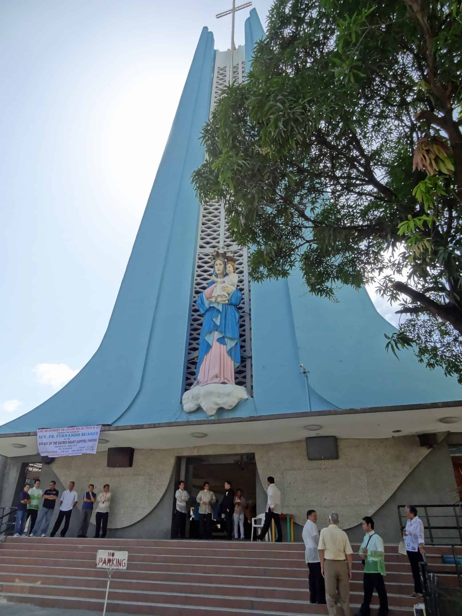 Our Lady of the Sacred Heart Capitol Parish 1