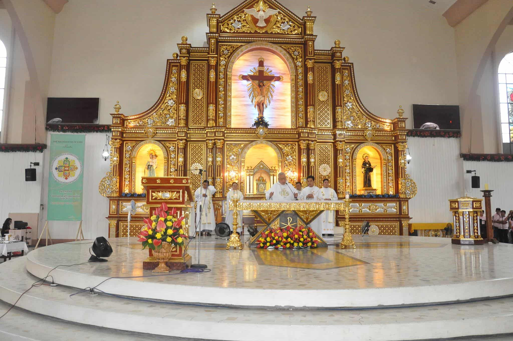 San Nicolas de Tolentino Parish 2