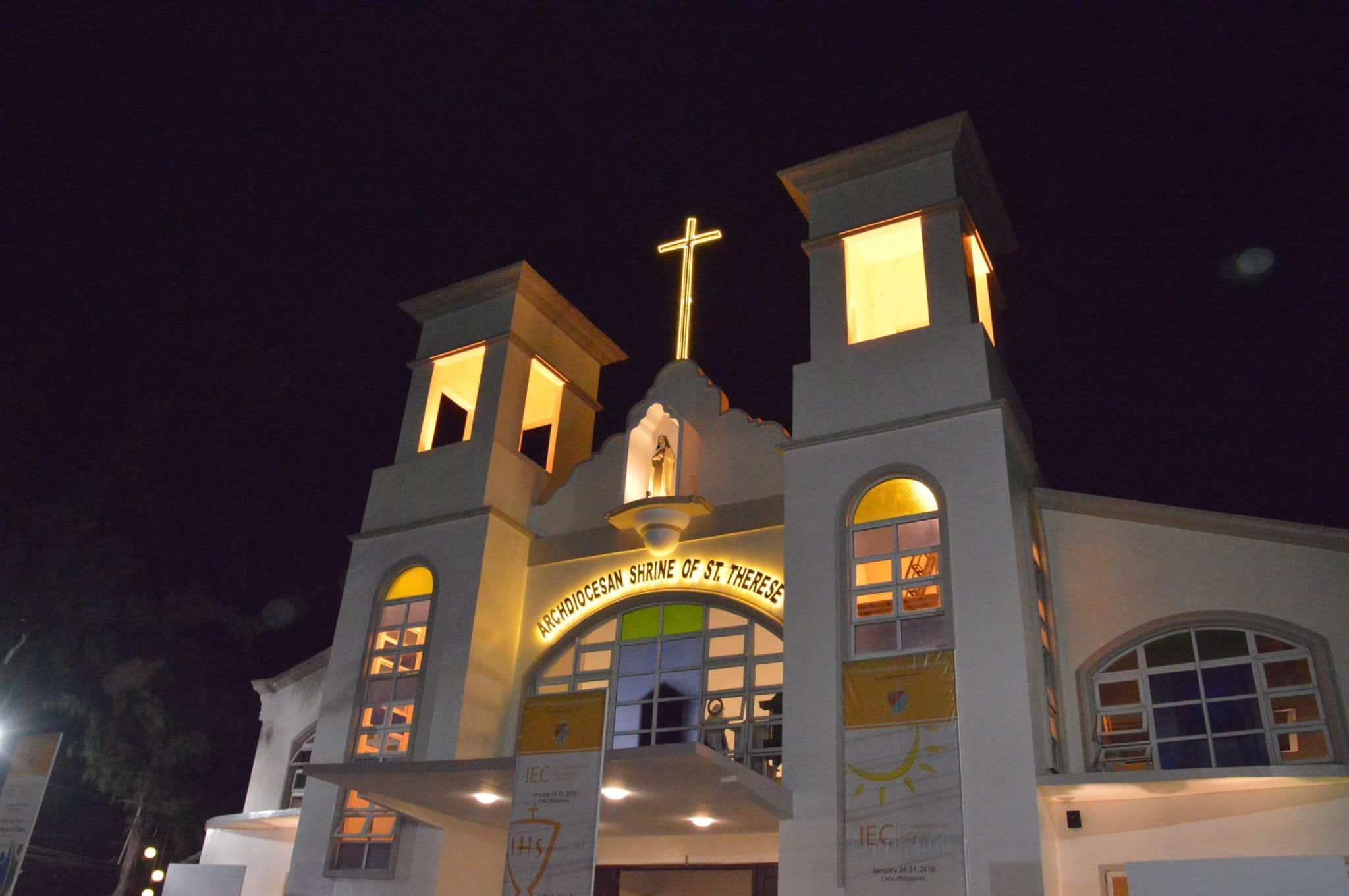 St. Therese of the Child of Jesus Parish Cebu (1)