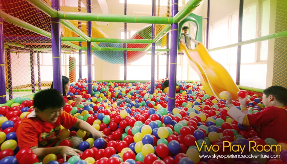 Vivo Play Room