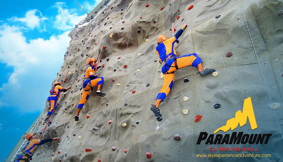 paramount climbing crown regency cebu