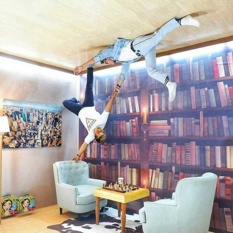 upsidedown-worldcebu-library