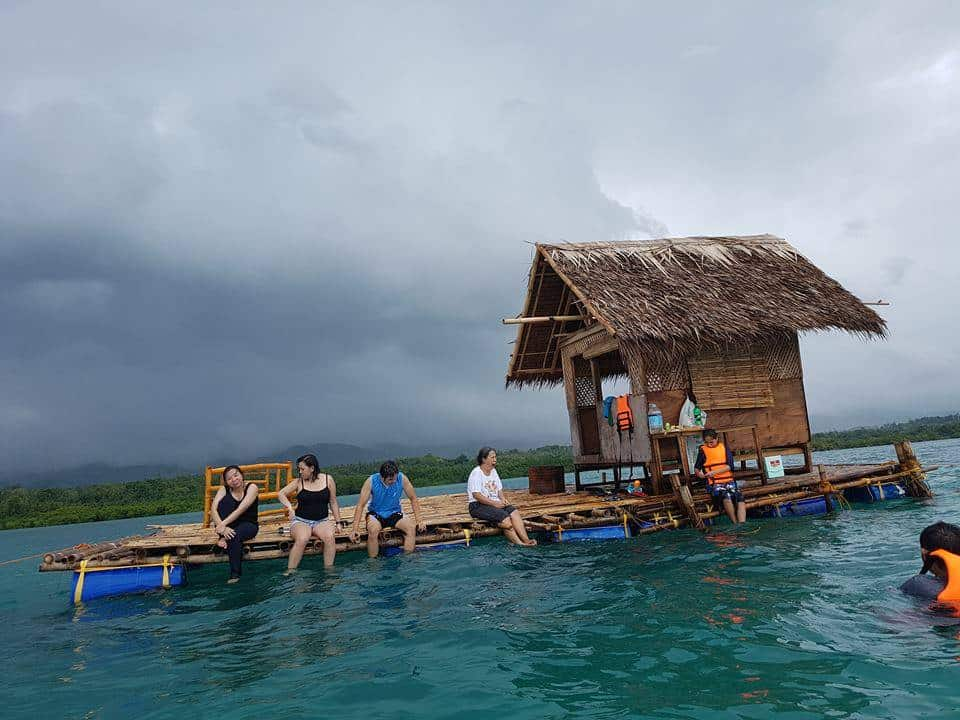 Dapdap Floating Cottage Cebu