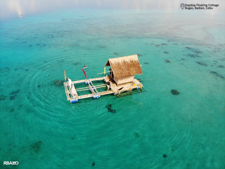 Dapdap's Floating Cottage Badian Cebu (2)