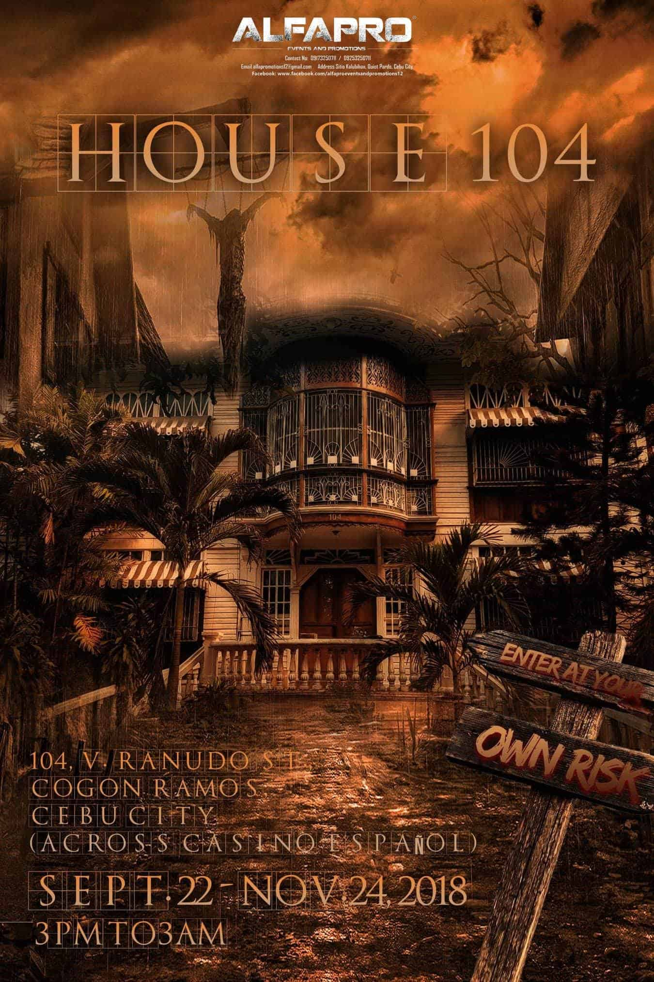 House 104 Haunted Horror Cebu (6)