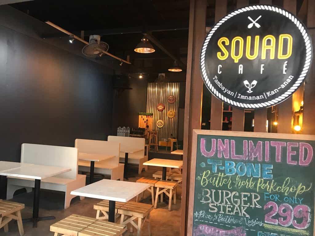 Squad Cafe Cebu Unli Steaks (3)