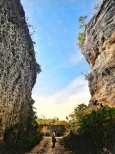 The Quarry Rock Formation Bantayan Cebu