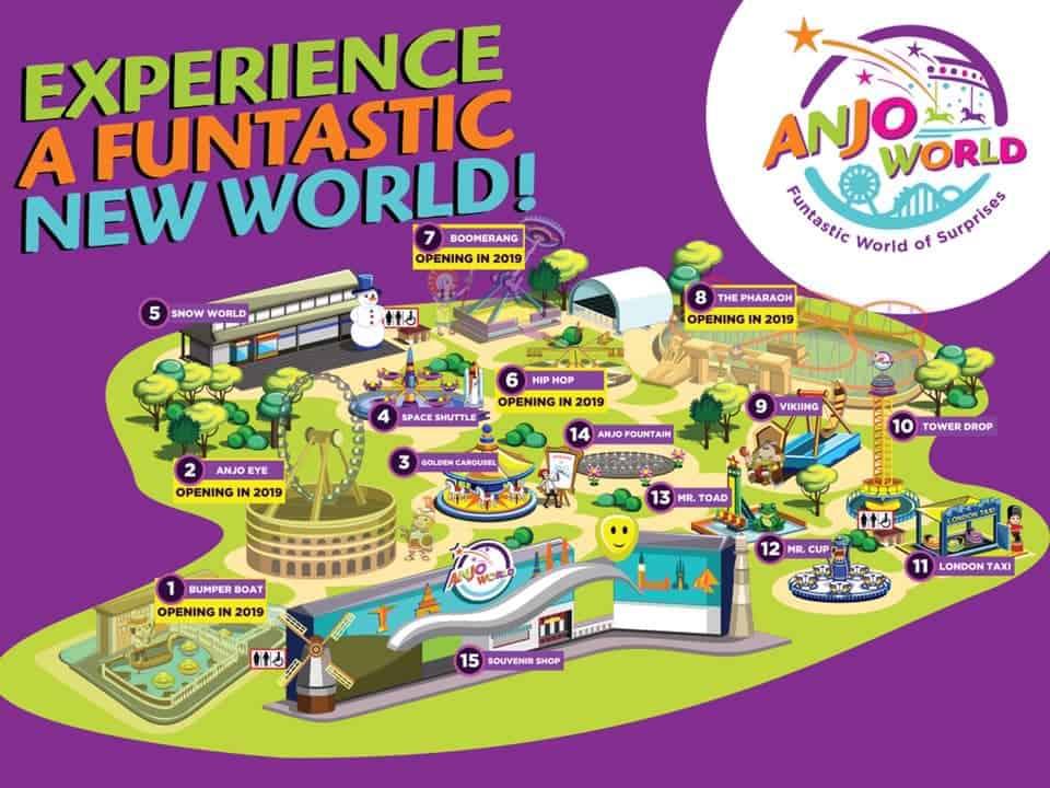 Anjo World Theme Park Cebu