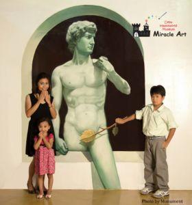 Cebu Happy World Museum - Famous Art (4)