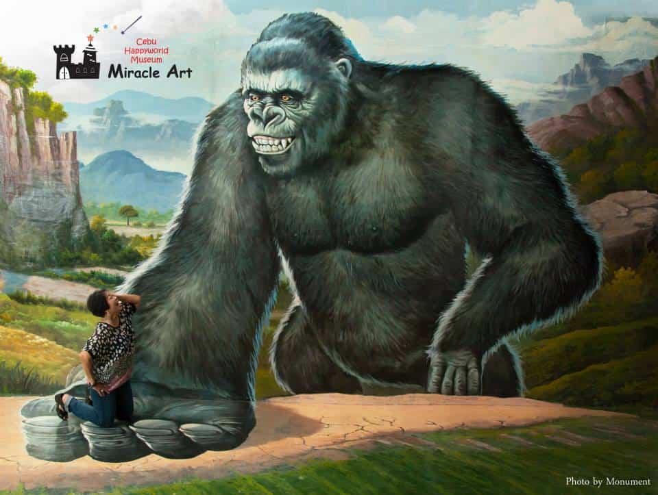 Cebu Happy World Museum - Jurassic Animal (2)
