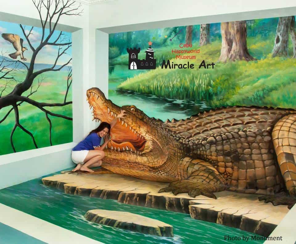 Cebu Happy World Museum - Jurassic Animal (3)