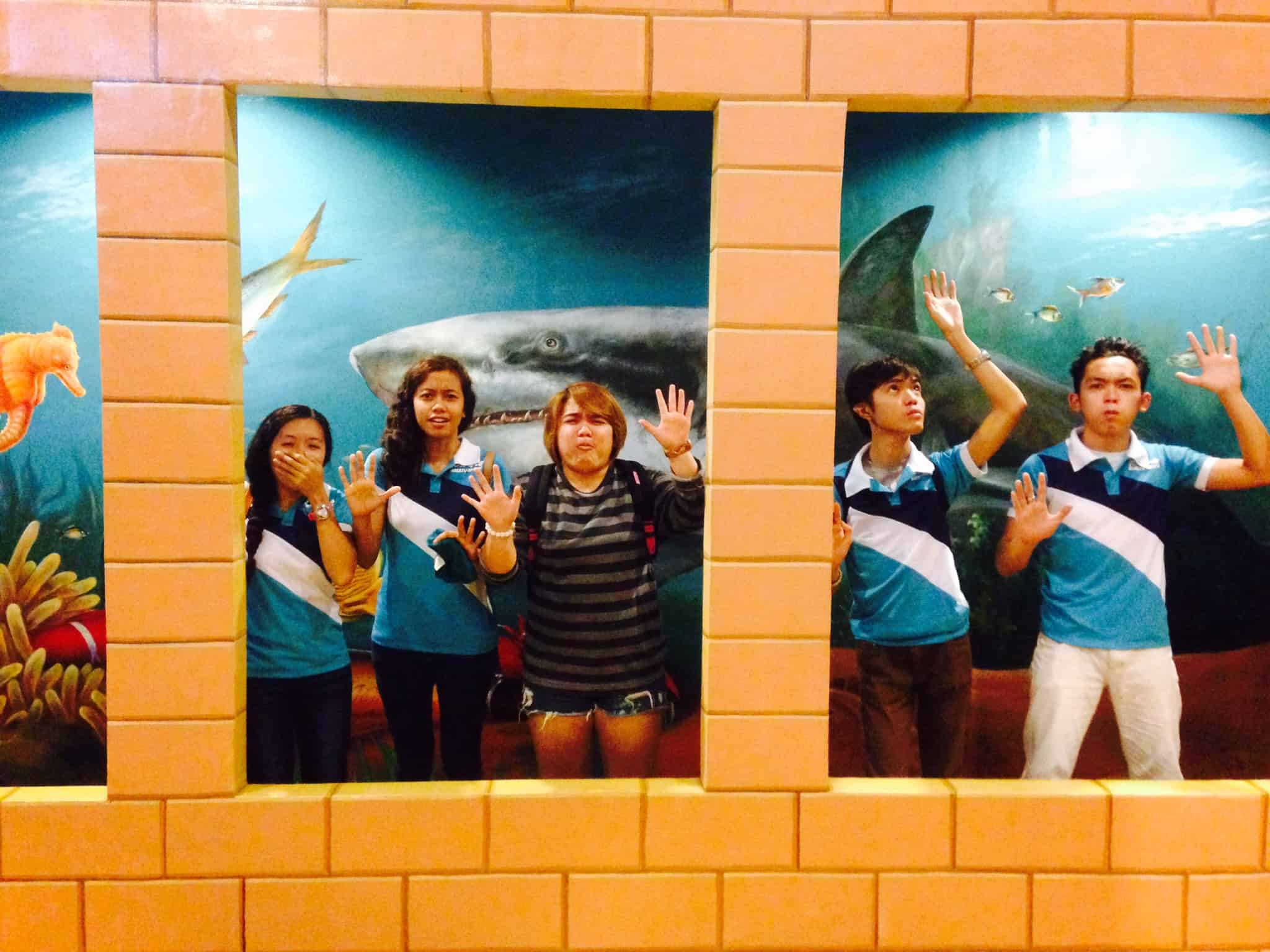 Happy World Museum Cebu - Ocean World (1)
