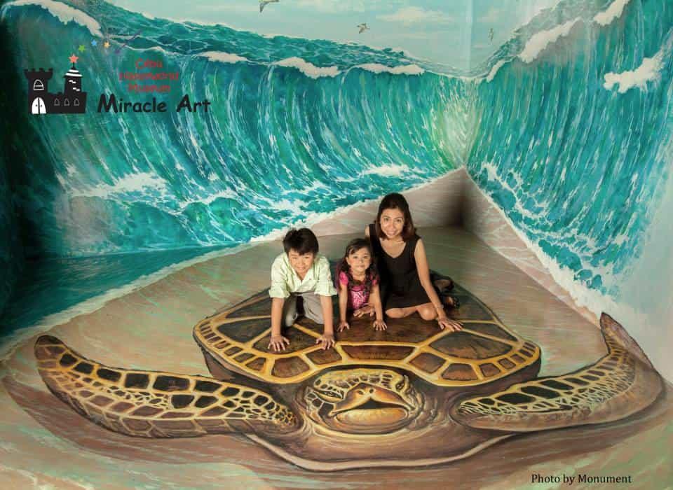 Happy World Museum Cebu - Ocean World (2)