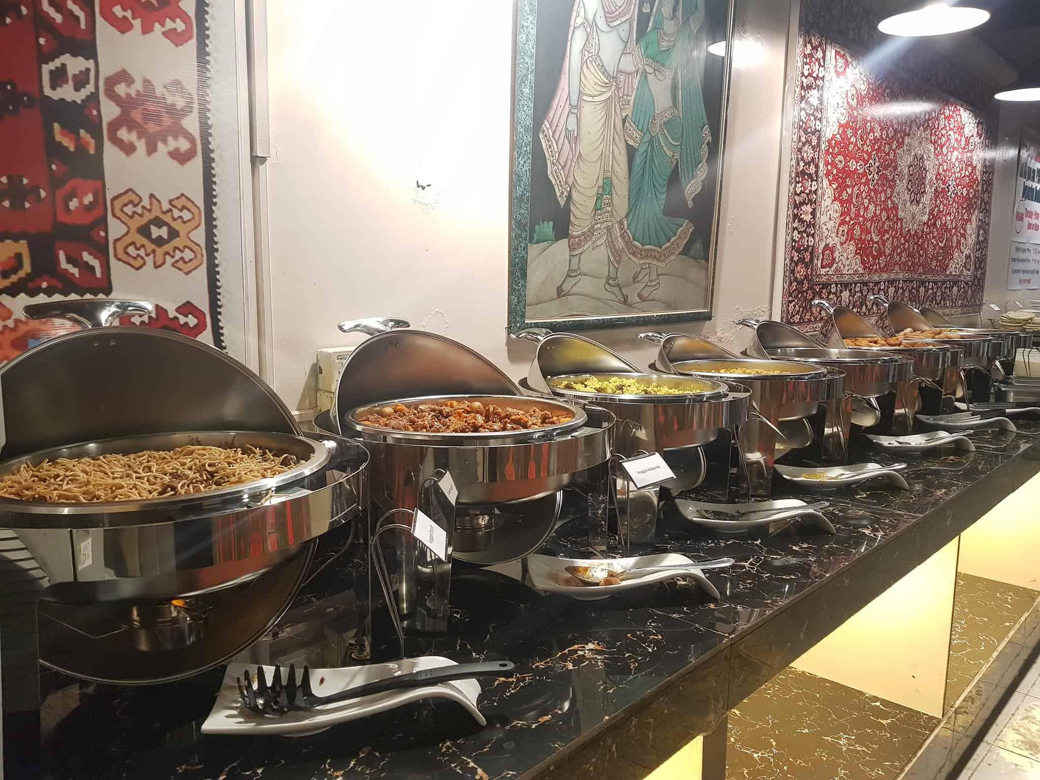 Persian Palate Cebu Eat All You Can Unli Vege (10)