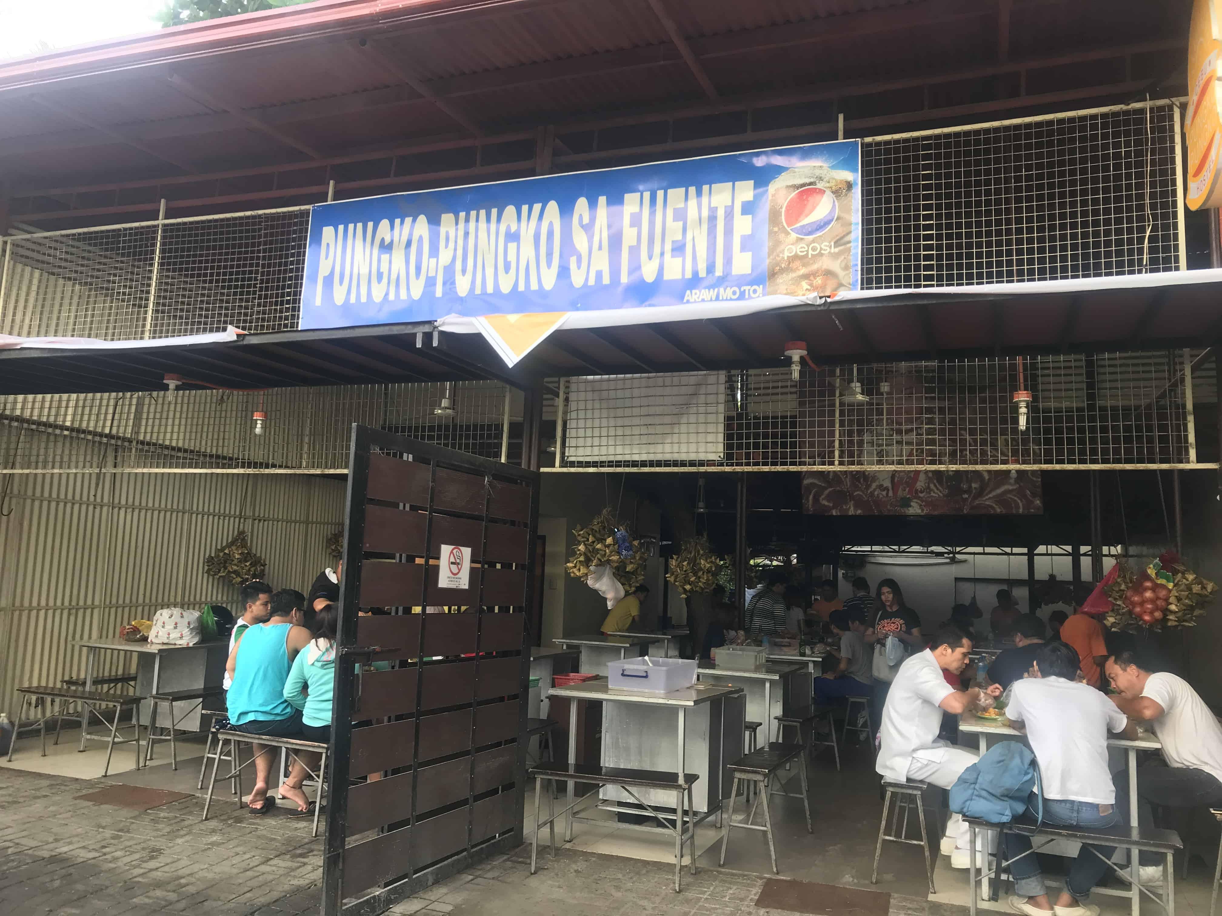 Pungko Pungko sa Fuente Cebu (2)