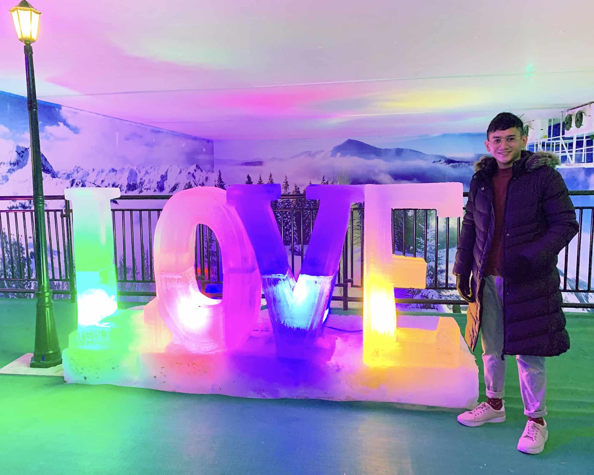 Snow World Cebu 2