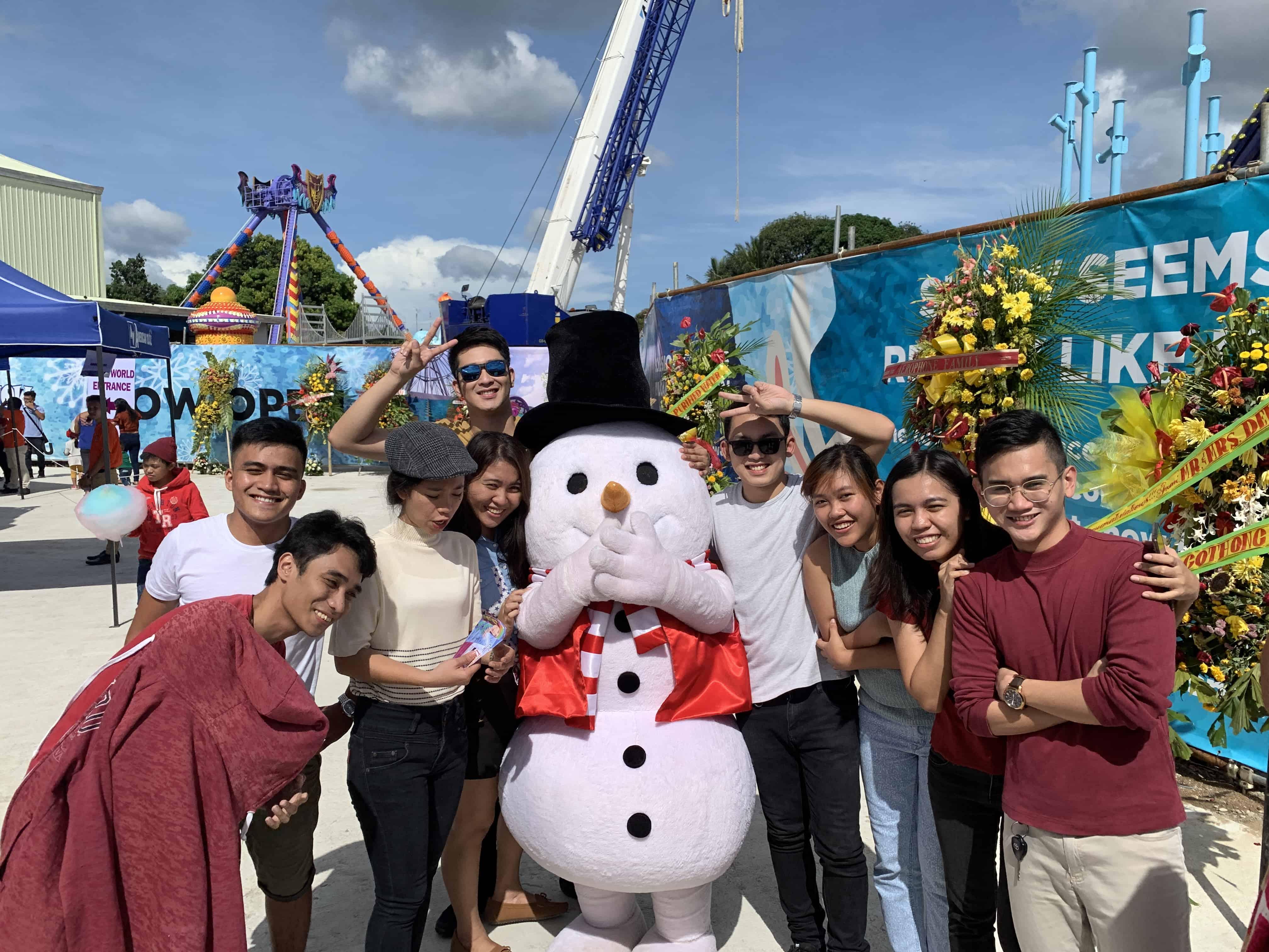 Snow World Cebu Actual Photos (4)