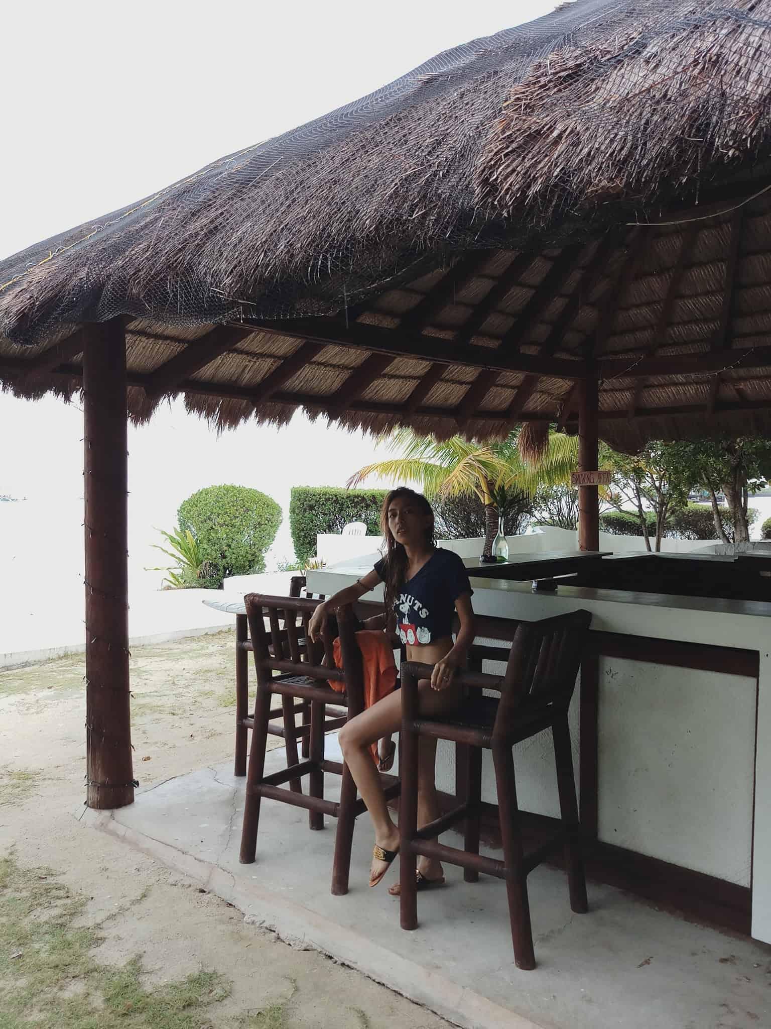 Talima Beach Resort Olango Island