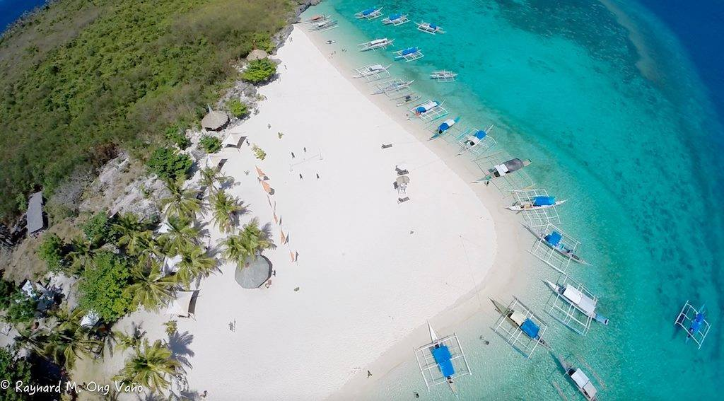 Virgin Island Bantayan Cebu (1)