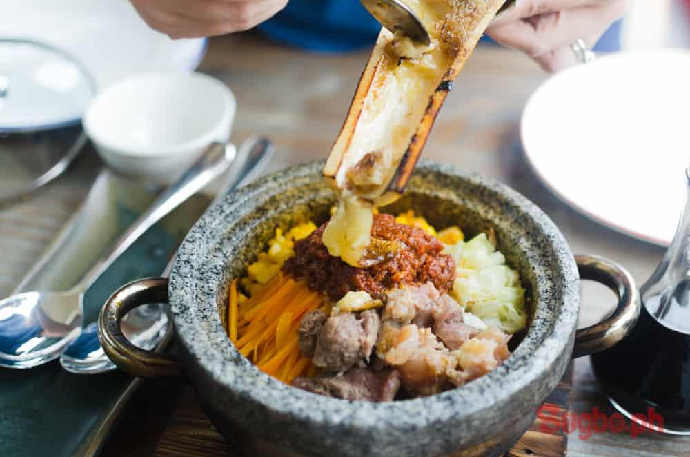 Stone-pot Pochero Rice