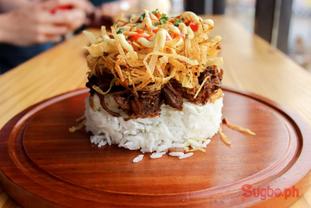 Lechon Rice Tower