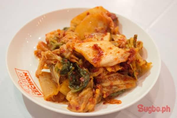 Kimchi - P40
