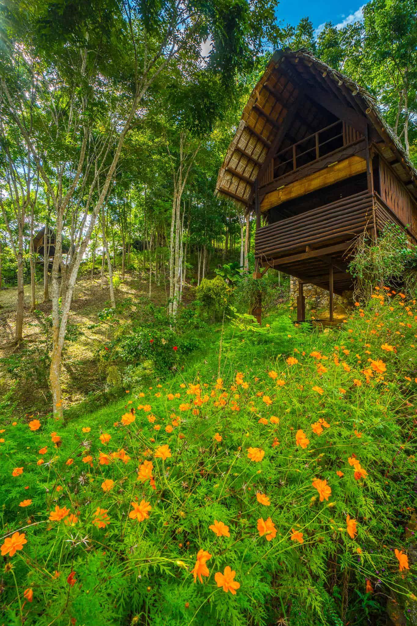 Lava Mountain Farm Bali Hut (1)